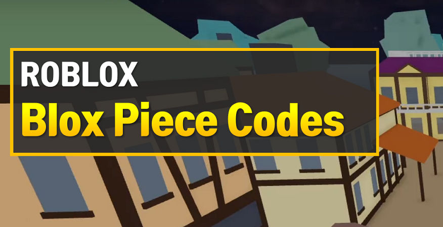 Roblox Blox Piece Codes