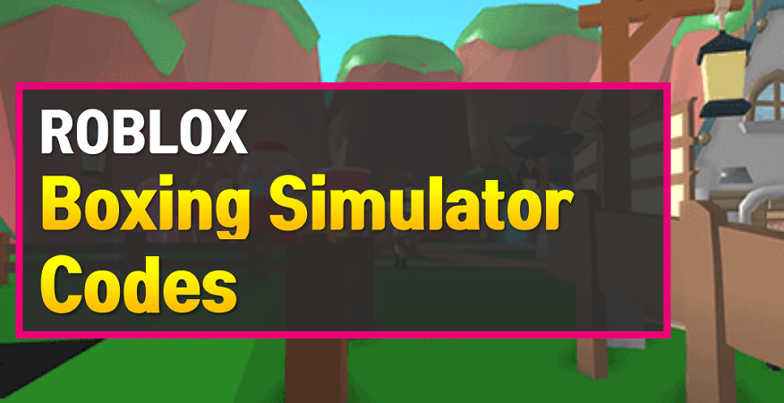 Roblox Boxing Simulator Codes