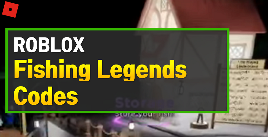 Roblox Fishing Legends Codes