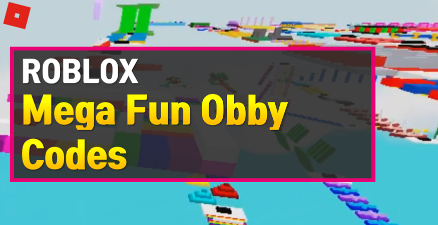 Roblox Mega Fun Obby Codes