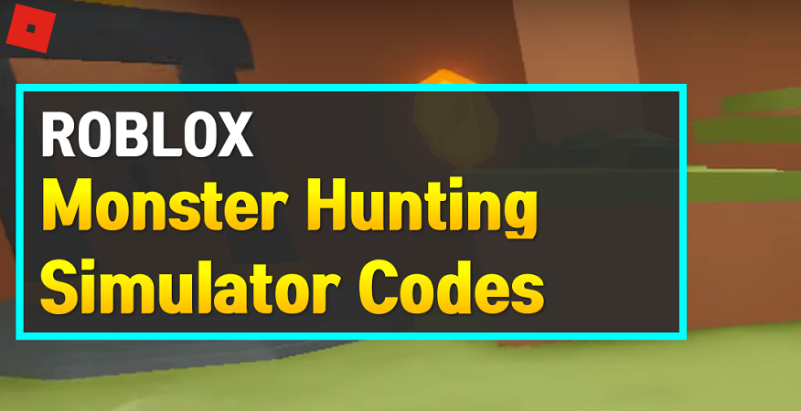 Roblox Monster Hunting Simulator Codes