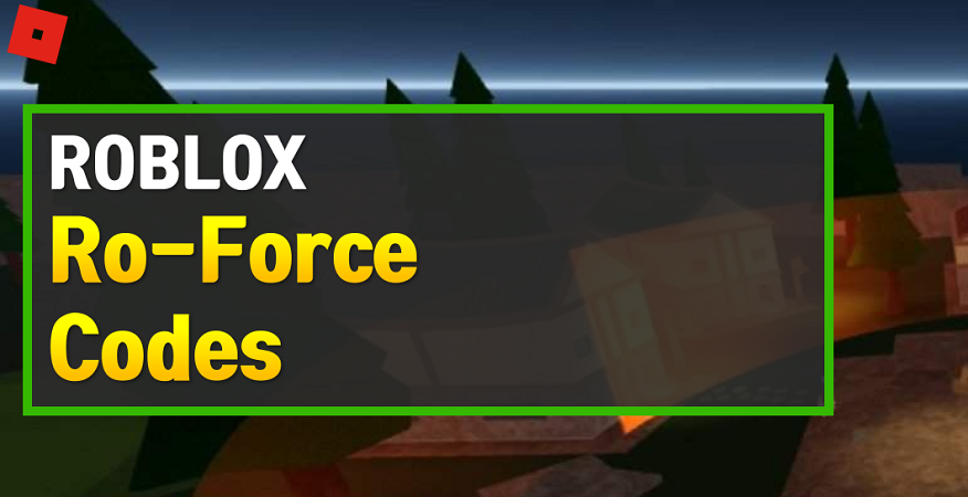 Roblox Ro-Force Codes