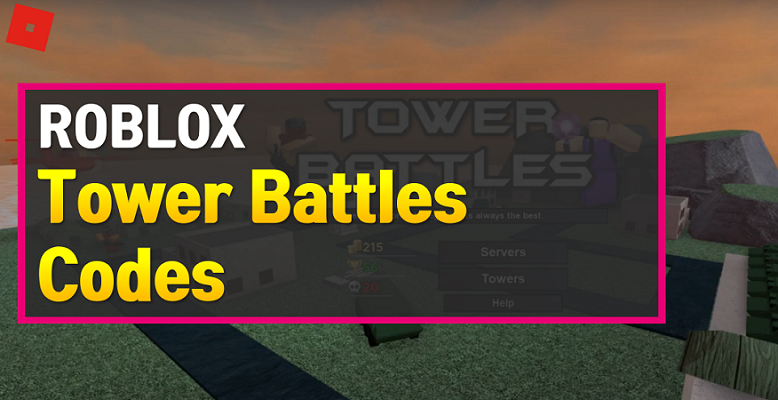 Roblox Tower Battles Codes