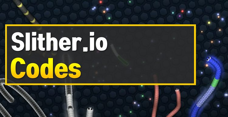 Slither.io Codes