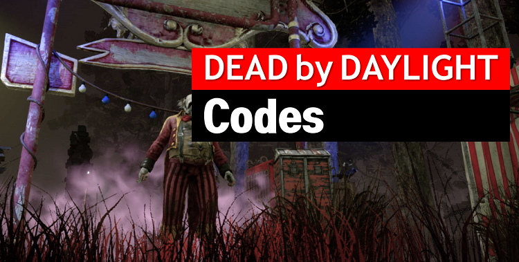 Dead by Daylight Codes (Free DBD Blood Point)