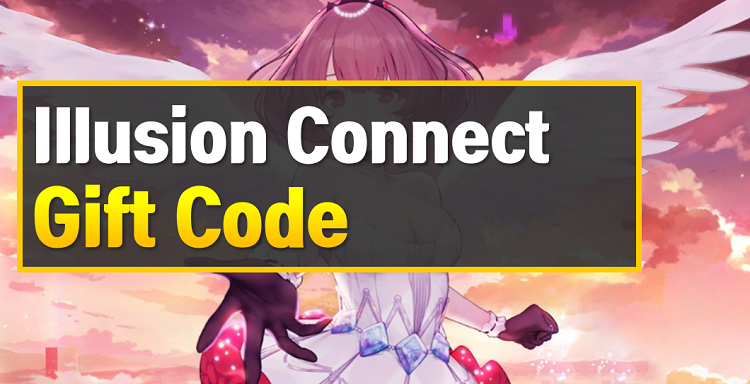 Illusion Connect Code (Redeem Pack Code for Gift)
