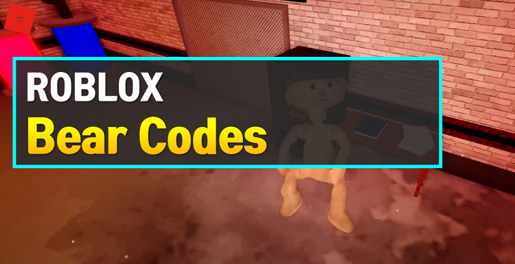 Roblox Bear Codes