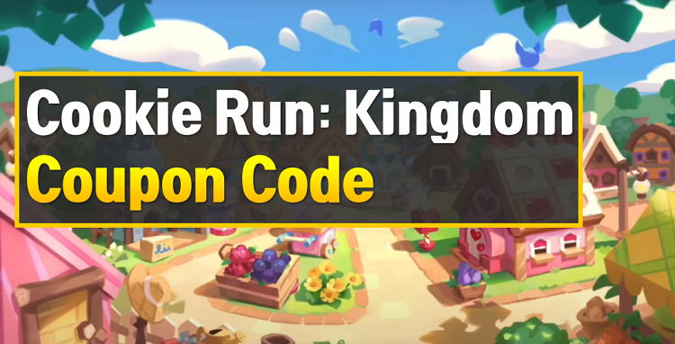 Cookie Run Kingdom Coupon Code