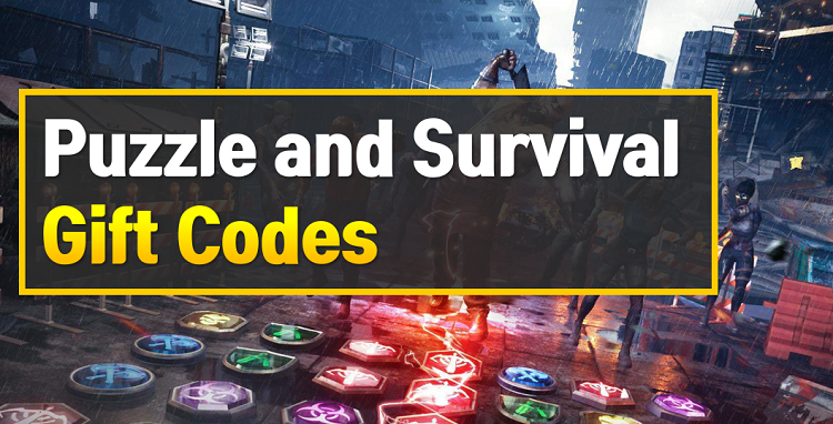 Puzzles and Survival Gift Codes