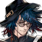 Arknights Mr. Nothing Icon