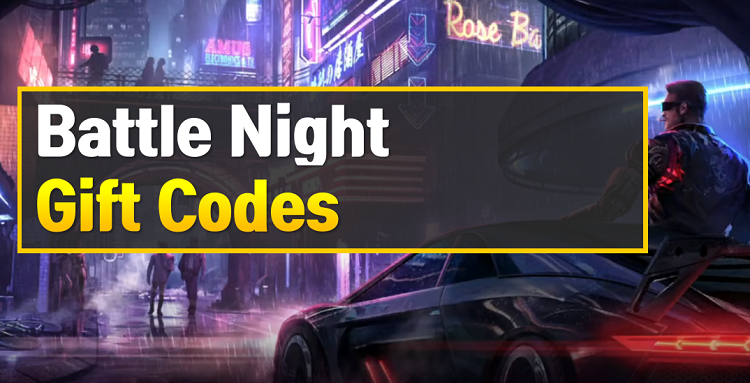 Battle Night Gift Codes