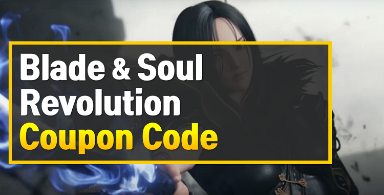 Blade and Soul Revolution Coupon Code