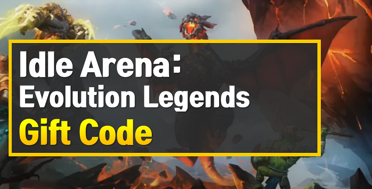 Idle Arena Gift Code