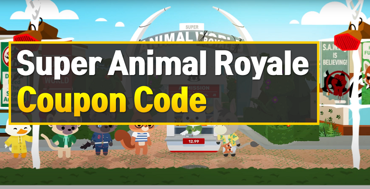 Super Animal Royale Code