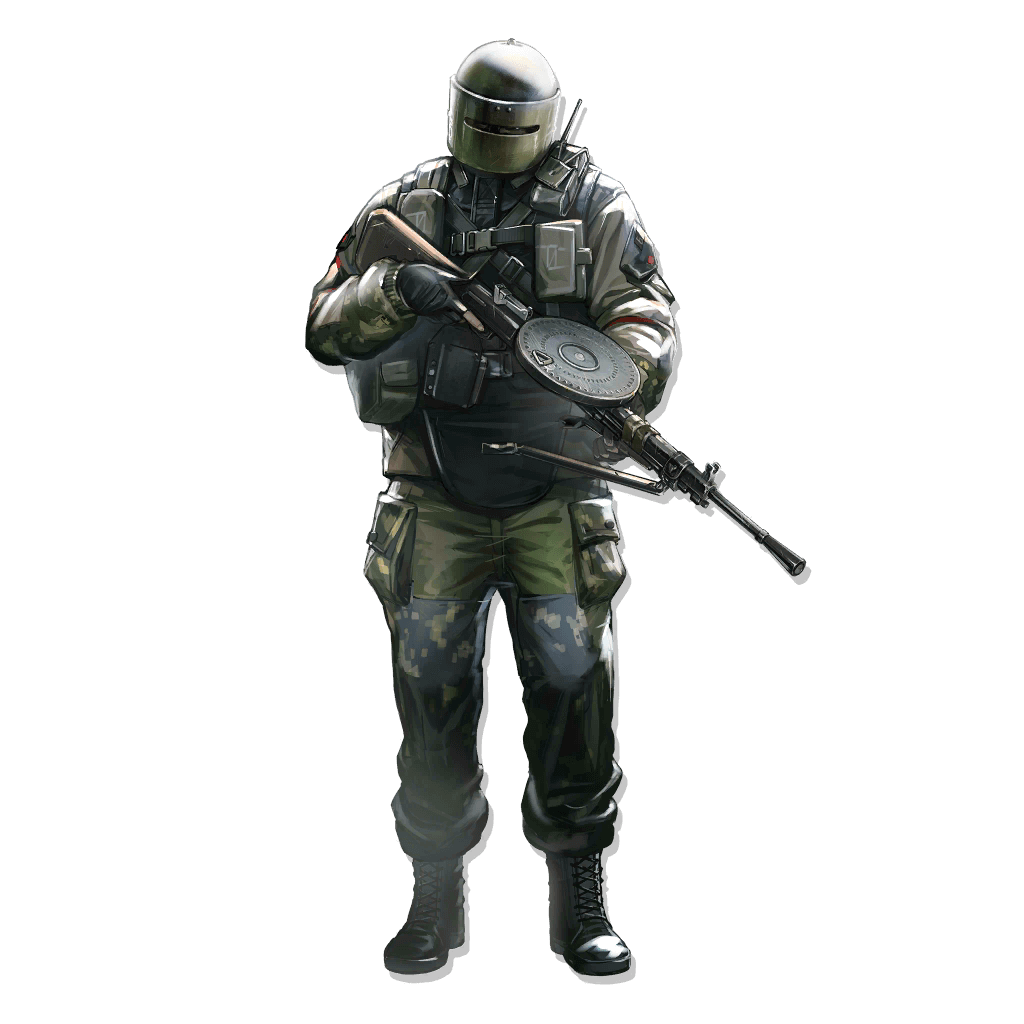 Arknights Tachanka Wiki Guide