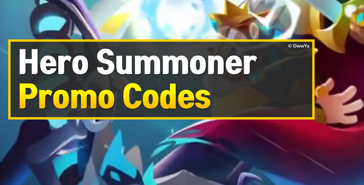Hero Summoner Promo Codes