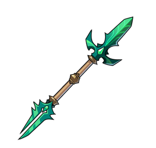 AFK Arena Saurus Signature Item - Hope's Edge