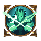 AFK Arena Saurus Signature Item Skill - Warrior's Valor