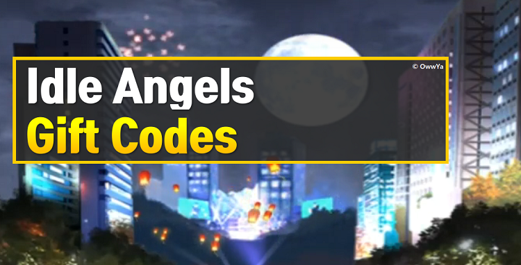 Idle Angels Gift Codes