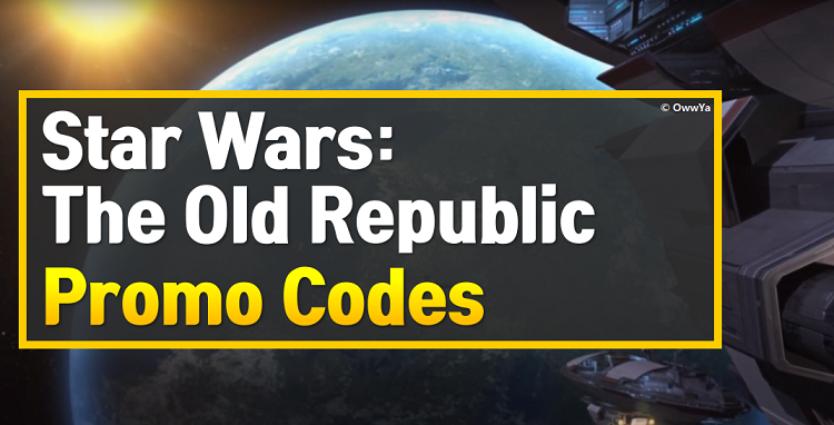 Star Wars The Old Republic Codes
