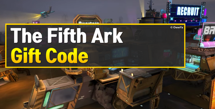 The Fifth Ark Code