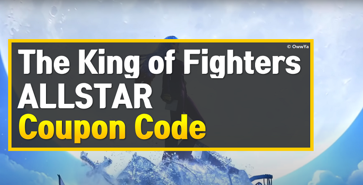 The King of fighters ALLSTAR Coupon Code