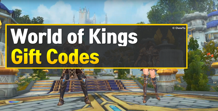 World of Kings Gift Codes