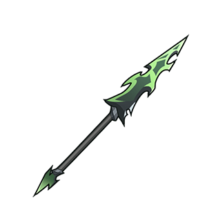 AFK Arena Baden Signature Item - Spear of Decay