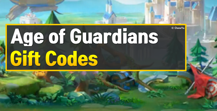 Age of Guardians Gift Codes