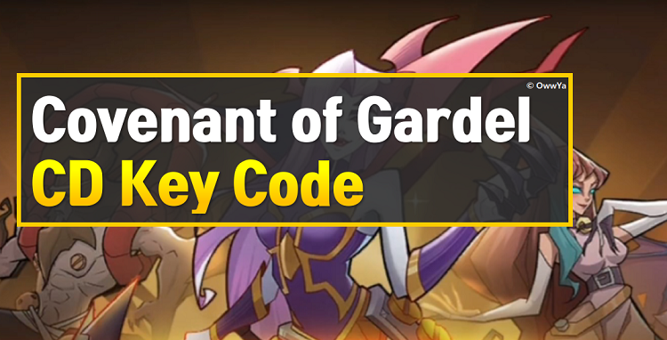 Covenant of Gardel Code and CD Key Gift