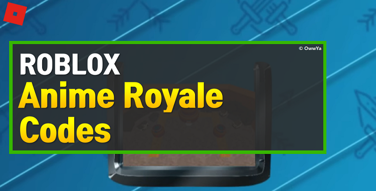 Roblox Anime Royale Codes