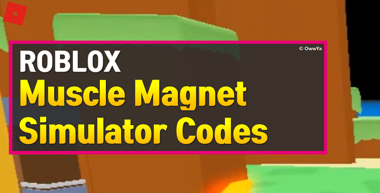 Roblox Muscle Magnet Simulator Codes